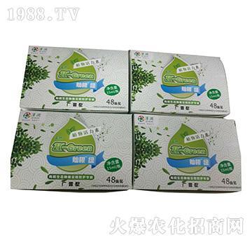 天然灿根绿植物活力素(箱)-泽润