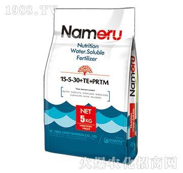 鱼蛋白大量元素水溶肥15-5-30+TE+PRTM-娜美瑞