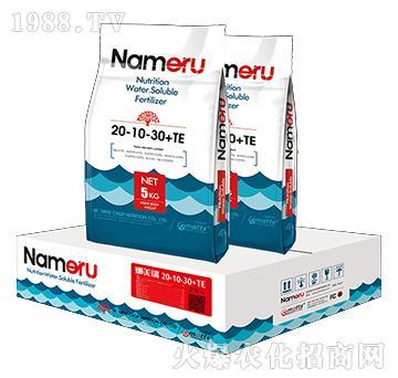 大量元素水溶肥20-10-30+TE(箱)-娜美瑞