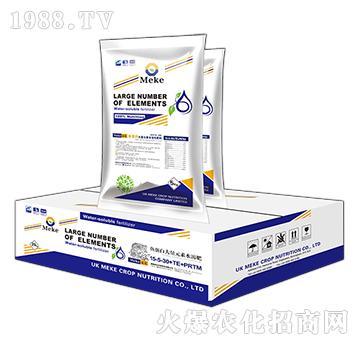鱼蛋白大量元素水溶肥15-5-30+TE+PRTM(箱)-麦克