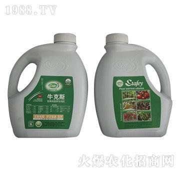 茄果类蔬菜专用肥-牛克斯-天硕农业