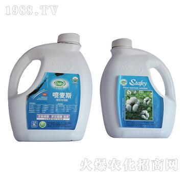 棉花专用肥-喷麦斯-天硕农业