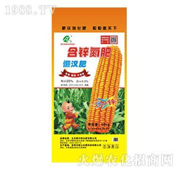含锌氮肥-懒汉肥-肥沃