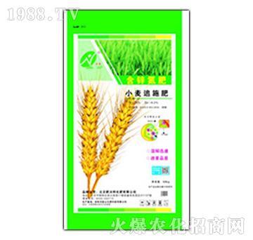 小麦追施肥(含锌氮肥)-肥沃特