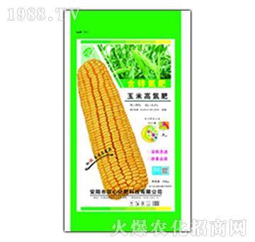 玉米高氮肥-含锌氮肥-肥沃特