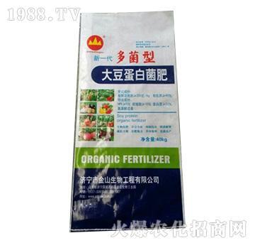 大豆蛋白菌肥-金山生物