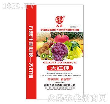 大红钾12-4-20+TE-九鼎-地邦泉