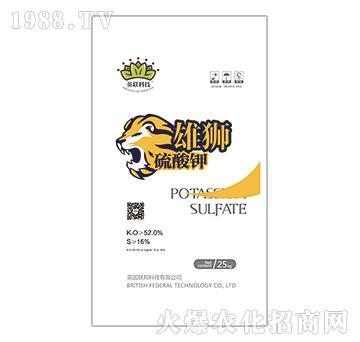 雄狮硫酸钾-英联科技-地邦泉