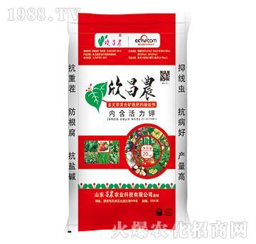 多元素复合矿质肥料增效剂-昌农