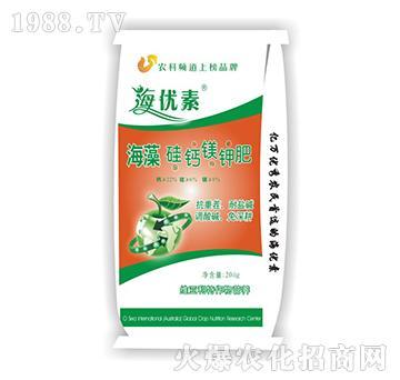海藻硅钙镁钾肥-海优素-维亚利特