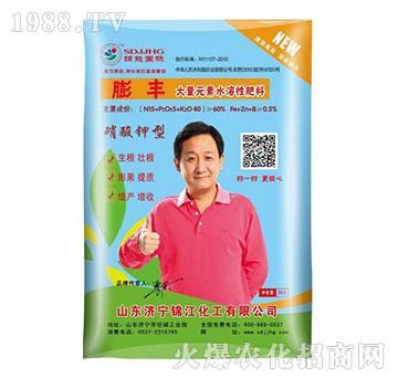 硝酸钾型大量元素水溶肥料15-5-40-膨丰-锦江化工