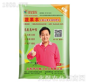 高氮高钾型大量元素水溶肥料20-10-30-蔬果丰-锦江化工