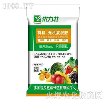 有机-无机复混肥12-0-3-优力壮-优力农业