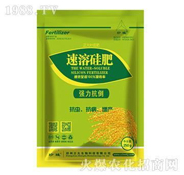 250g速溶硅肥(水稻专用)-正大生物