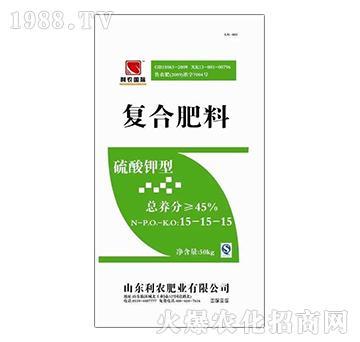 复合肥料15-15-15-益生源