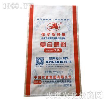 复合肥料16-16-16-益生源