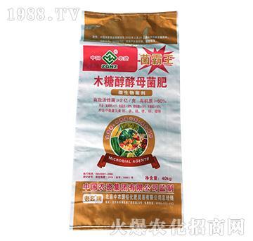木糖醇酵母菌肥-菌霸王-益生源
