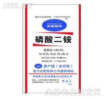 磷酸二铵18-46-0(突尼斯)-益生源