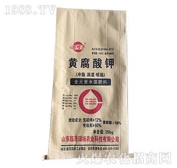 黄腐酸钾-益生源