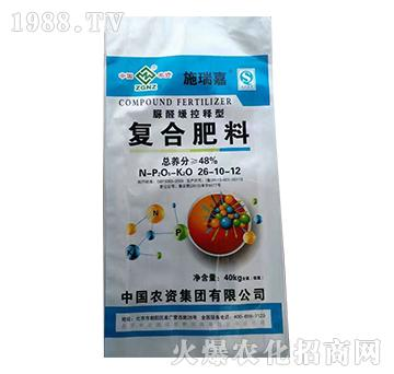 复合肥料26-10-12-益生源