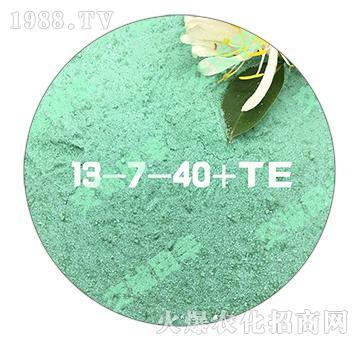 大量元素水溶肥13-7-40+TE-田丰肥业