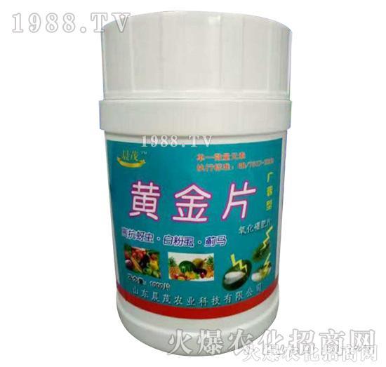 广谱型糖化硼肥片-黄金片-晨茂1