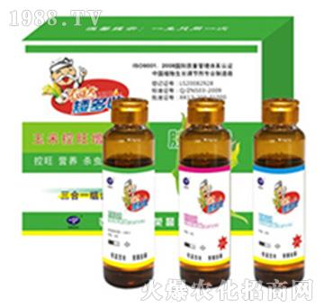 玉米3合1-农达生化