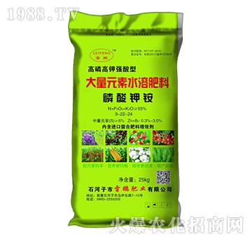 大量元素水溶肥料9-22-24-雷鹏