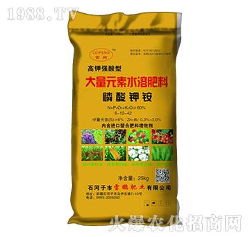 大量元素水溶肥料6-12-42-雷鹏
