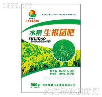 水稻生根菌肥-耀德化工