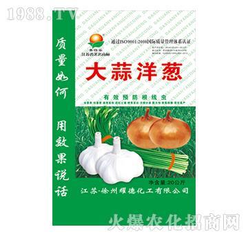 大蒜洋葱专用肥-耀德化