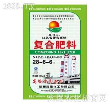 复合肥料28-6-6-耀德化工