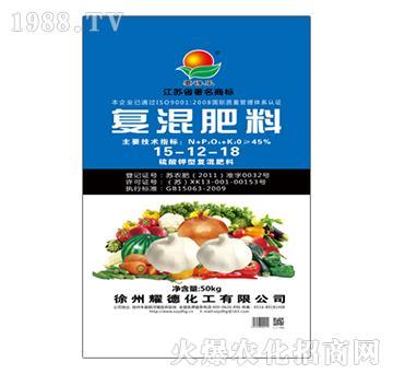 复合肥料15-12-18-耀德化工