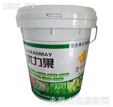 优力果复合微生物肥料-优力农业
