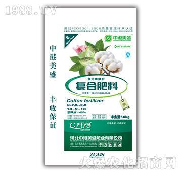 复合肥料18-9-18-中港美盛