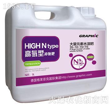 高氮型冲施肥30-10