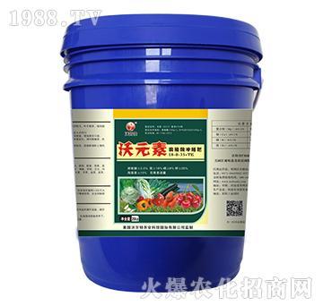 沃元素腐殖酸冲施肥18-8-35+TE-沃尔顿