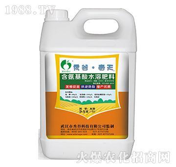 含氨基酸水溶肥料-春天-秀谷