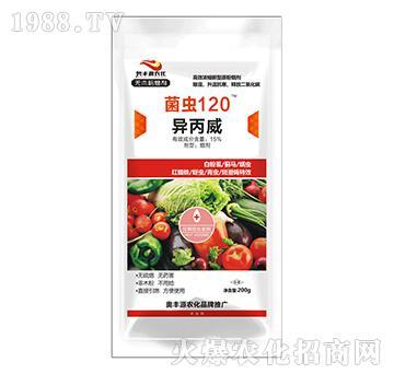 15%异丙威-菌虫12