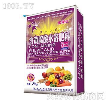 含黄腐酸水溶肥料15-