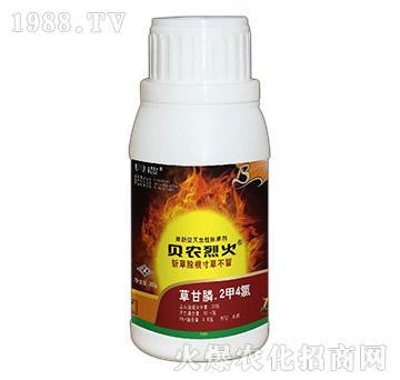 36%草甘膦2甲4氯-贝农烈火-贝斯特
