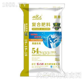 果蔬专用复合肥料18-