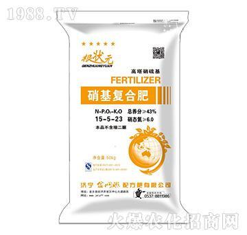 硝基复合肥15-5-2