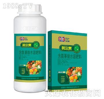 含氨基酸水溶肥料-瓜果蔬菜专用-英尔果