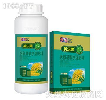 含氨基酸水溶肥料-水稻專用-英爾果