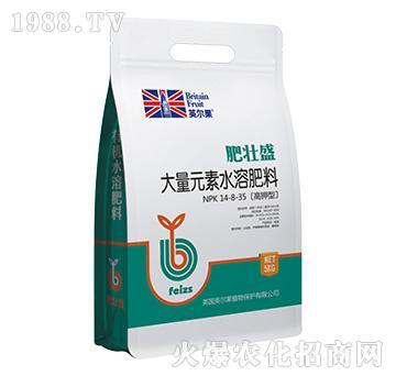 大量元素水溶肥料14-8-35-肥壮盛-英尔果