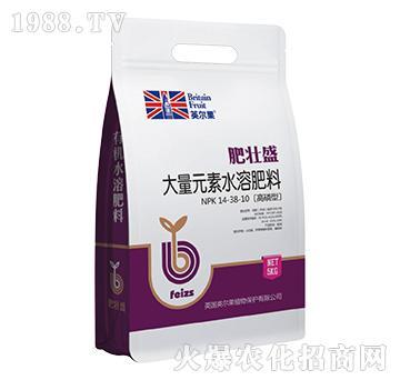 大量元素水溶肥料14-38-10-肥壮盛-英尔果