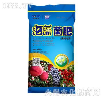 海藻菌肥(果树专用)