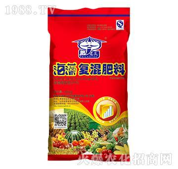 海藻复混肥料14-8-10