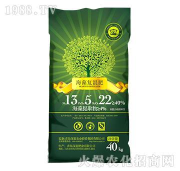 海藻复混肥13-5-22